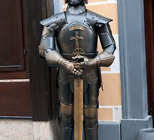 Knight armour. by FER737NG