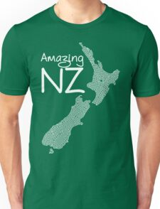 Amazing NZ Unisex T-Shirt
