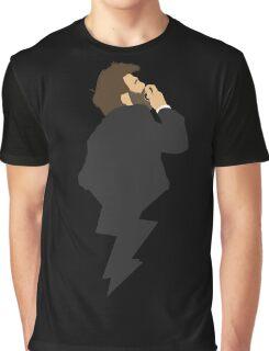 LCD: James Murphy Graphic T-Shirt