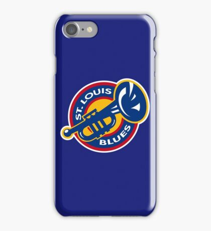 ST. LOUIS BLUES HOCKEY iPhone Case/Skin