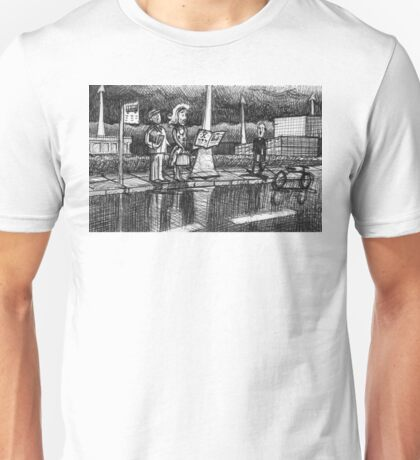 in the twinkling of an eye Unisex T-Shirt