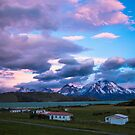 Mirador del Payne, Torres del Paine National Park, Chile, Patagonia by Matt Emrich