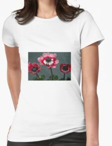 Anemone Womens Fitted T-Shirt