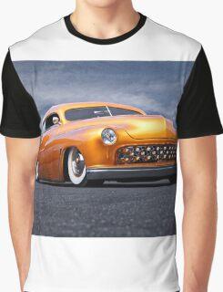 1950 Mercury Custom Coupe Graphic T-Shirt