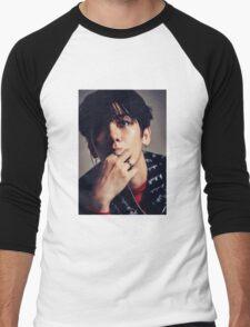 EXO BAEKHYUN - MONSTER Men's Baseball ¾ T-Shirt