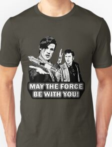 Use the Force, Doctor Jedi (Cartoon) T-Shirt