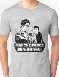Use the Force, Doctor Jedi (Cartoon) T-Shirt