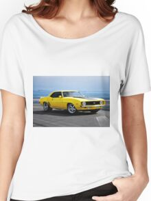 1969 Chevrolet Camaro SS Women's Relaxed Fit T-Shirt