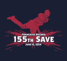 155th Career Save by JayJaxon