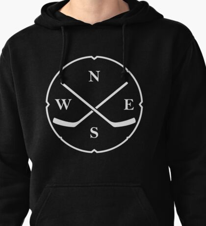 HOCKEY COMPASS Pullover Hoodie