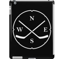 HOCKEY COMPASS iPad Case/Skin