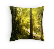 Autunm Magic Throw Pillow