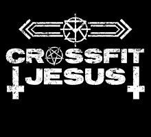 Crossfit Jesus by BrodieLeigh