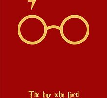 The boy who lived by Tardisly