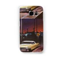 Yellow Cadillac Samsung Galaxy Case/Skin