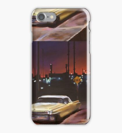 Yellow Cadillac iPhone Case/Skin