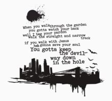 """""""Way Down In The Hole"""" - The Wire - Dark by WitchDesign"""