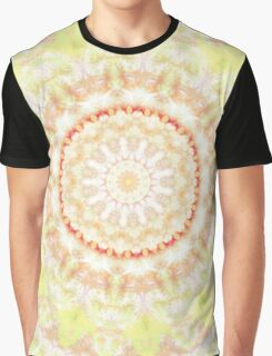 Sun Fire Mandala  Graphic T-Shirt
