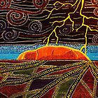 Storm Over Uluru by JoAnn Glennie