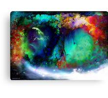 Fantasy dream canvas Canvas Print