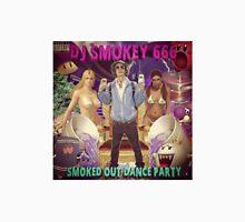 Dj Smokey - Smoked Out Dance Party Album Art Unisex T-Shirt