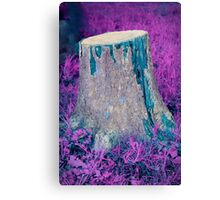 Tree From Other Universe Canvas Print