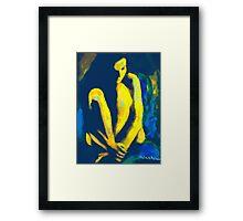 """Nocturnal reverie"" Framed Print"