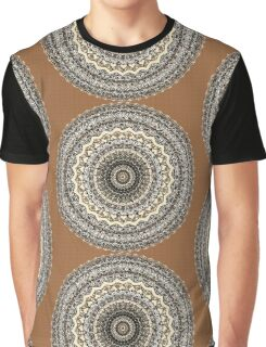 Bygone Love Mandala  Graphic T-Shirt