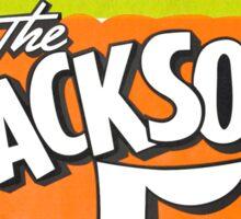 Jackson 5 Sticker