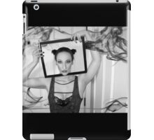 Emotional Smoke Screen - Self Portrait iPad Case/Skin