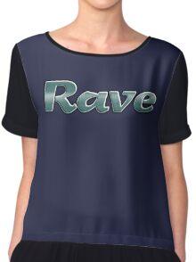 Cool rave Chiffon Top