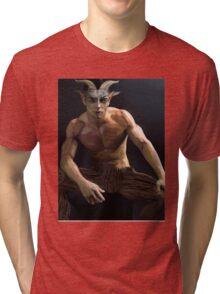 DeCONpression 12 Dark Pan  Tri-blend T-Shirt