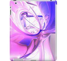 Plum Juices Abstract iPad Case/Skin