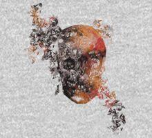 skull crystallisation Baby Tee