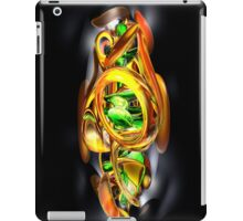 The Wraith Abstract iPad Case/Skin