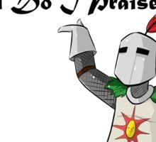 Praise Sticker