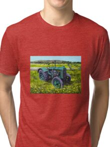Fordson on the Brooks Tri-blend T-Shirt