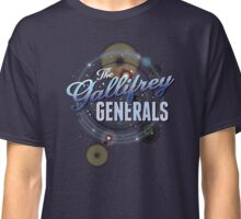 The Gallifrey Generals Classic T-Shirt