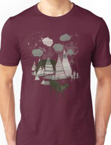 magic mountains Unisex T-Shirt