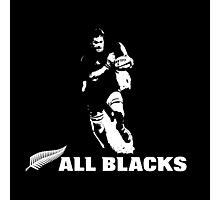 ALL BLACKS RUGBY NZ (1) Photographic Print