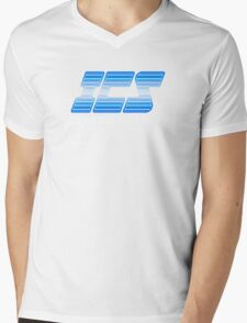 ICS NETWORK TELEVISION - THE RUNNING MAN MOVIE Mens V-Neck T-Shirt