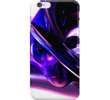 Lilac Fantasy Abstract iPhone Case/Skin