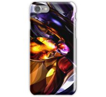 Alluring Grace Abstract iPhone Case/Skin