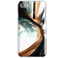 Divine Flavor Abstract iPhone Case/Skin