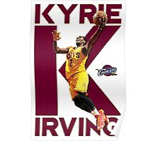 Kyrie the MVP Poster