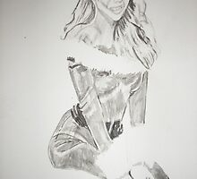 Mariah Carey by Colin  Laing