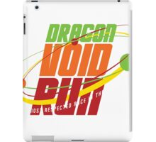Dragon Void Run iPad Case/Skin