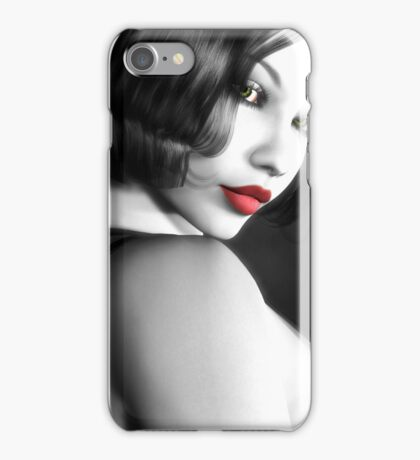 Secretive Desire iPhone Case/Skin