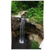 Minnemishinona Falls Poster