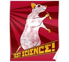 Test Science! Poster